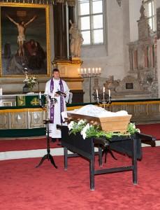 Matusetalitus toomkirikus