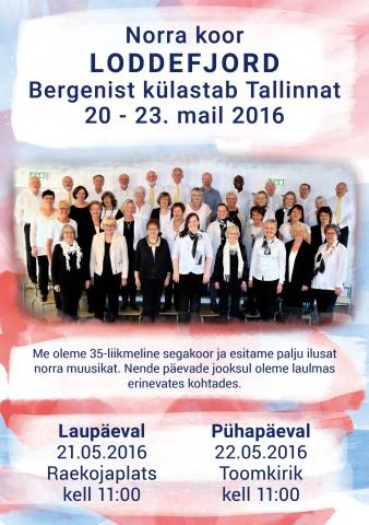Norra koor plakat_A5
