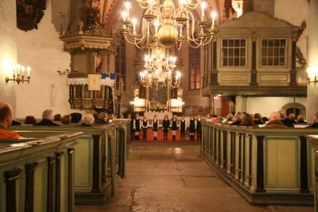 Toomkirik koopia väike