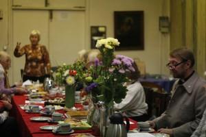 Kohtumise vaimulikku osa juhtis õpetaja Toivo Treiblut