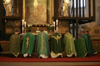 Missa lõpupalve Foto: Ingrid Mäsak