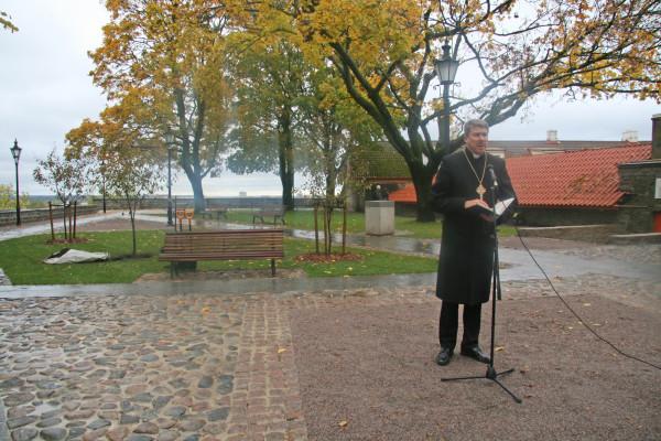 Peapiiskop Urmas Viilma