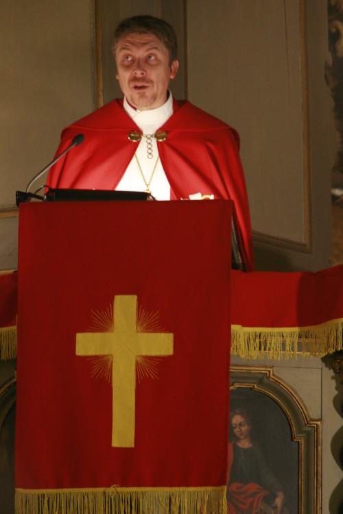 Jutlus peapiiskop Urmas Viilmalt