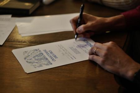 Leeritunnistused peapiiskopi allkirjaga